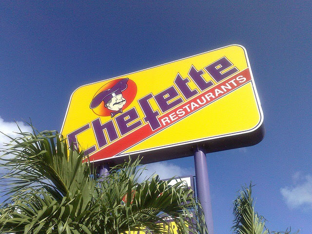 Chefette fast food restaurant in Barbados